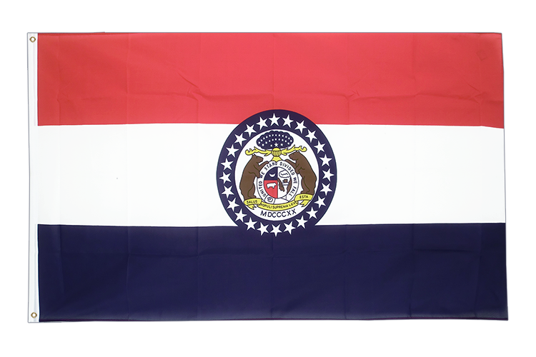 Missouri - 3x5 ft Flag