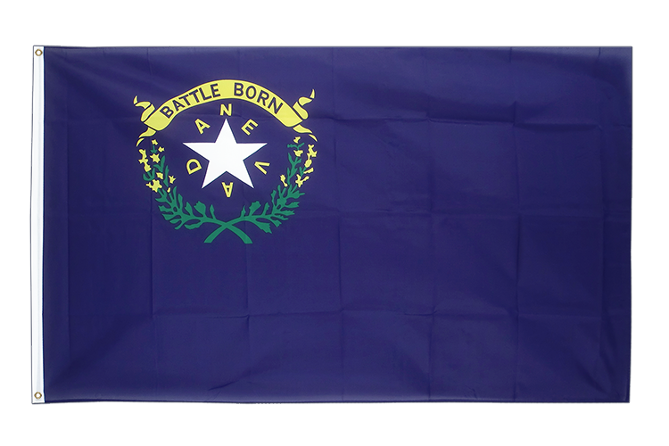 Nevada - 3x5 ft Flag