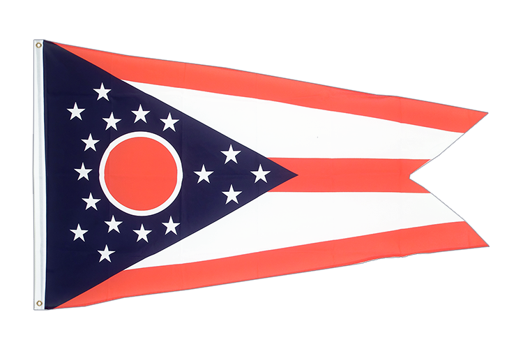Ohio - 3x5 ft Flag