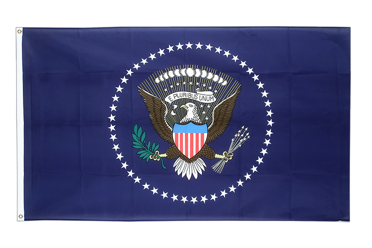 USA President - 3x5 ft Flag
