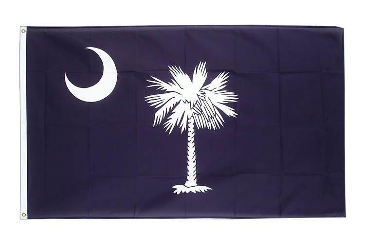 South Carolina - 3x5 ft Flag