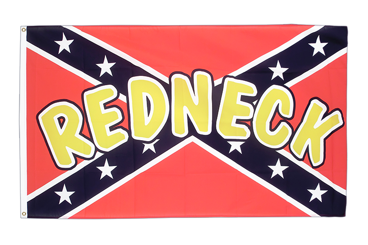 USA Southern United States Redneck - 3x5 ft Flag