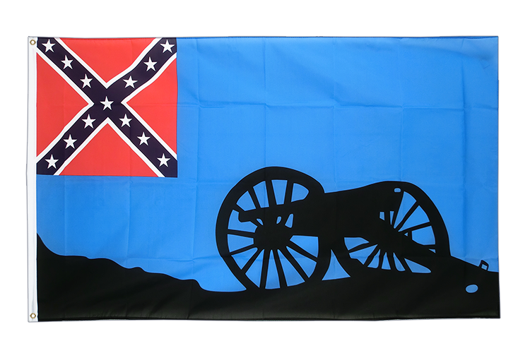 USA Südstaaten Southern Thunder - Flagge 90 x 150 cm