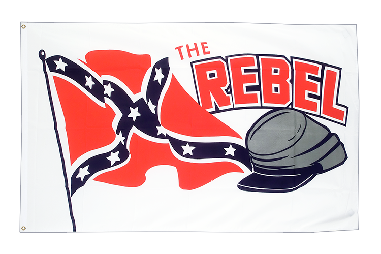USA Südstaaten The Rebel - Flagge 90 x 150 cm kaufen