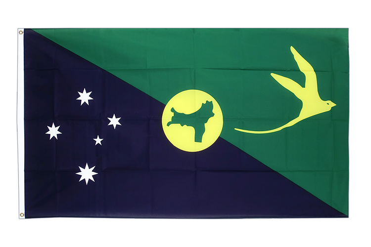 Christmas Island - 3x5 ft Flag