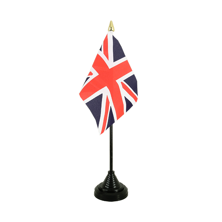 "Table Flag Great Britain - 4x6"" (10 x 15 cm)"