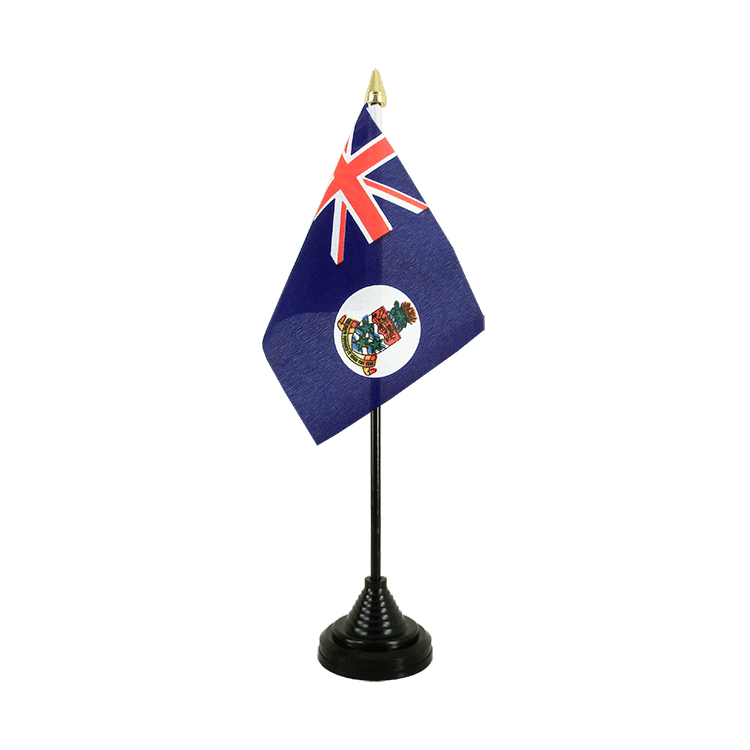 "Desk and Table Flag Cayman Islands - 4x6"" (10 x 15 cm)"