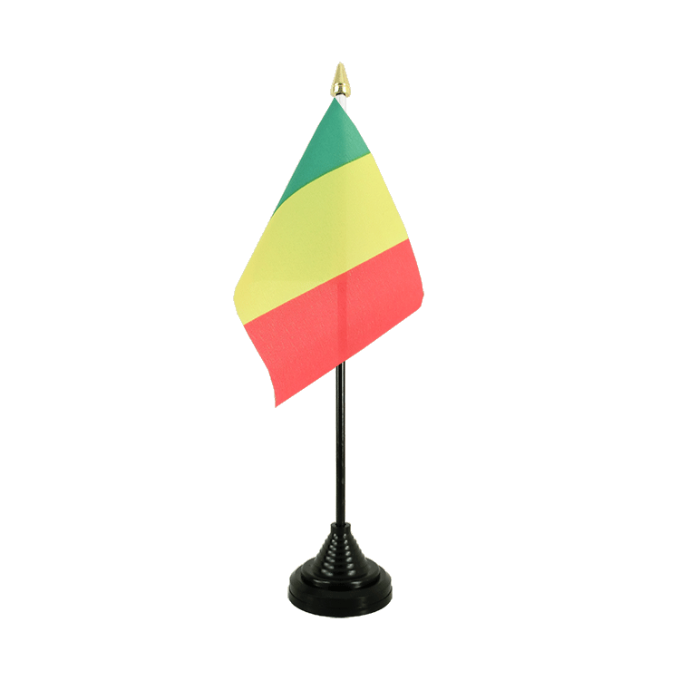 "Desk and Table Flag Mali - 4x6"" (10 x 15 cm)"
