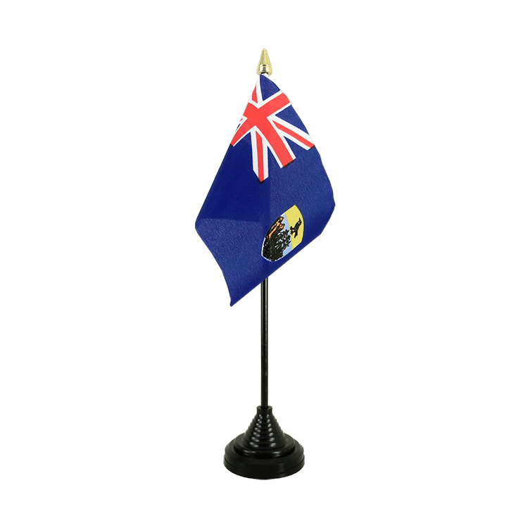 "Table Flag Saint Helena - 4x6"" (10 x 15 cm)"