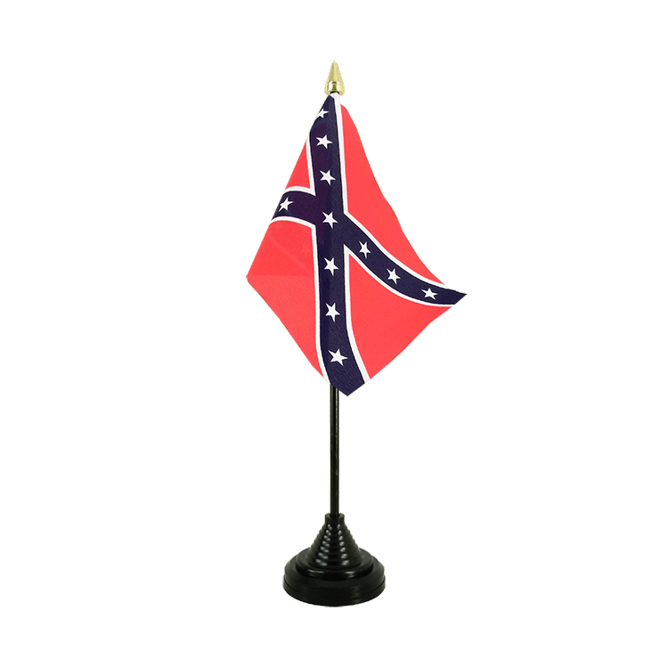 USA Southern United States Table Flag 4x6""