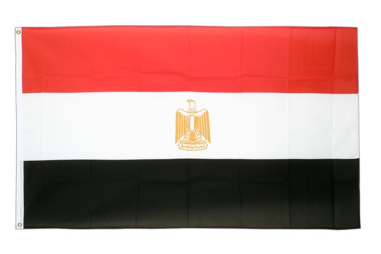 Cheap Flag Egypt - 2x3 ft