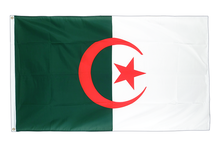 Cheap Flag Algeria - 2x3 ft