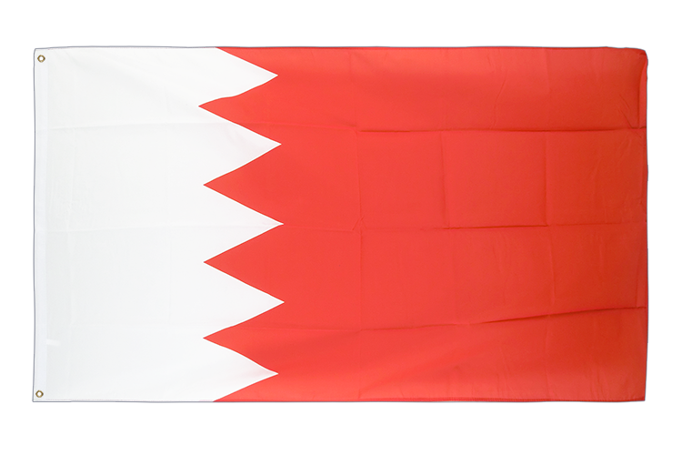 Cheap Flag Bahrain - 2x3 ft