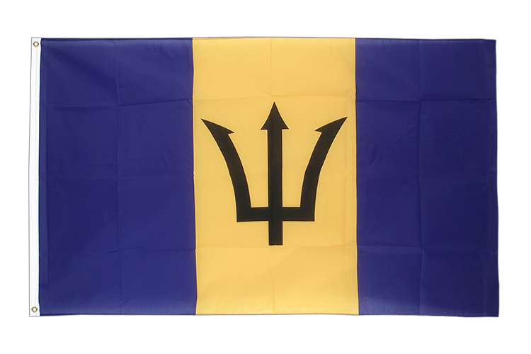 Cheap Flag Barbados - 2x3 ft
