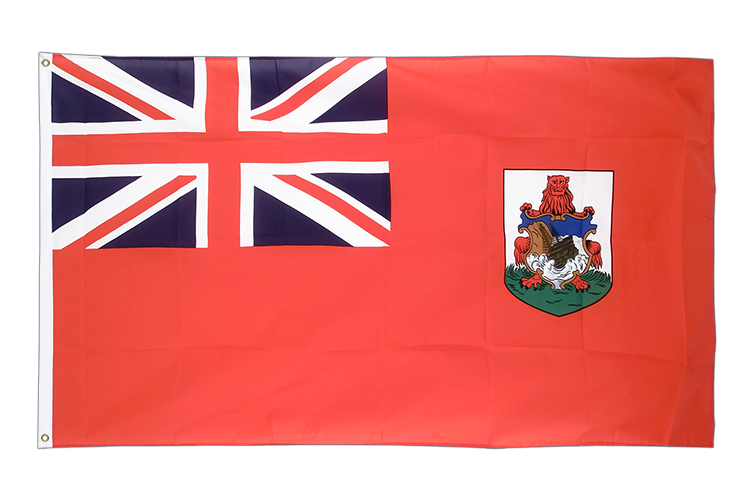 Cheap Flag Bermuda - 2x3 ft
