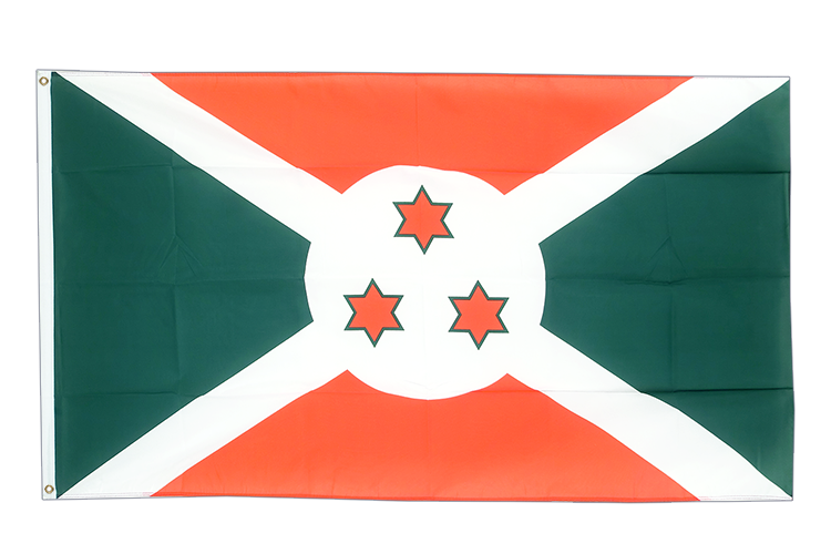 Cheap Flag Burundi - 2x3 ft