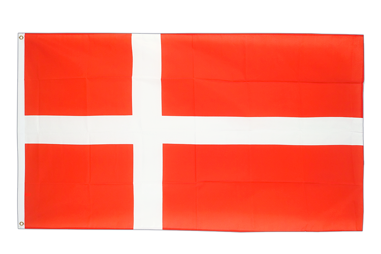 Cheap Flag Denmark - 2x3 ft