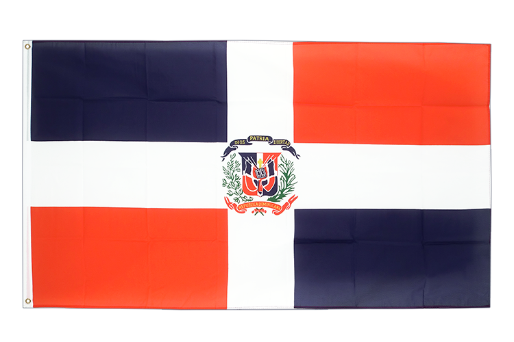 Cheap Flag Dominican Republic - 2x3 ft