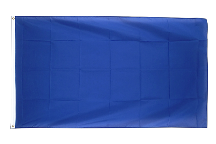 Cheap Flag blue - 2x3 ft