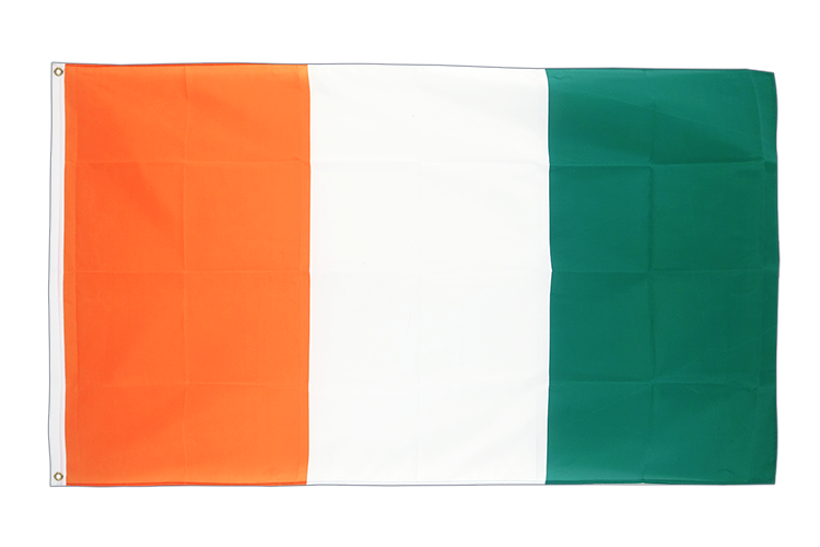 Cheap Flag Ivory Coast - 2x3 ft