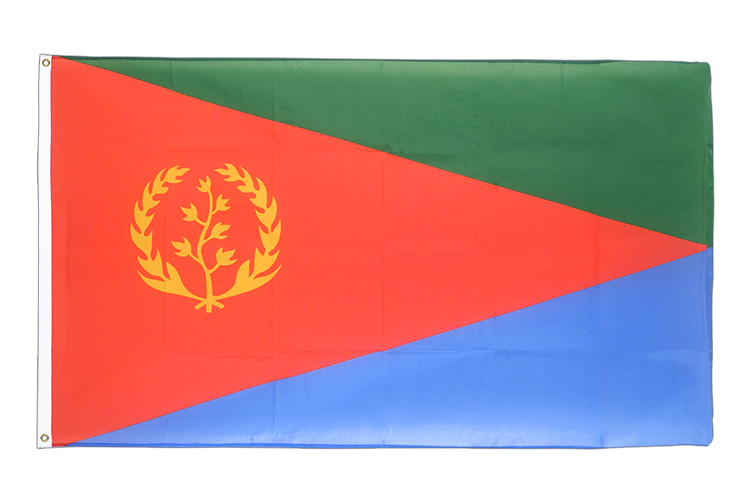 Cheap Flag Eritrea - 2x3 ft