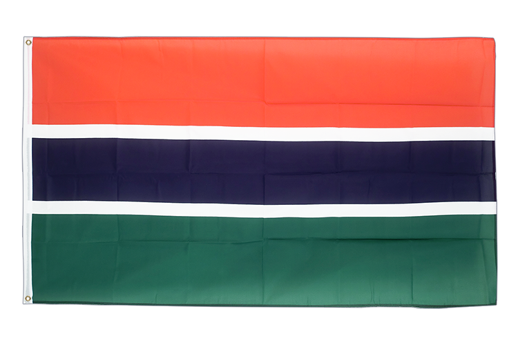 Cheap Flag Gambia - 2x3 ft