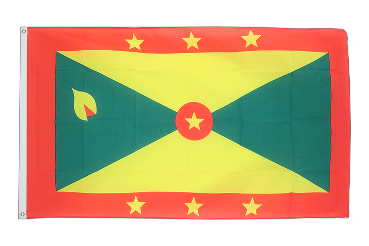 Cheap Flag Grenada - 2x3 ft
