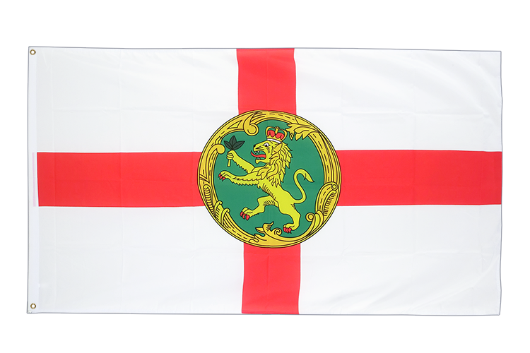 Cheap Flag Alderney - 2x3 ft