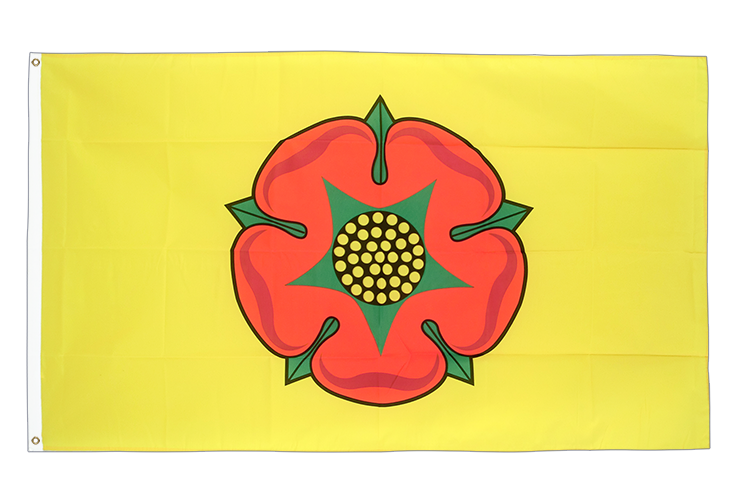 Cheap Flag Lancashire new - 2x3 ft