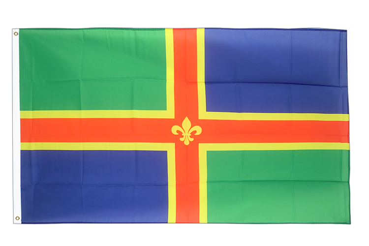 Cheap Flag Lincolnshire - 2x3 ft