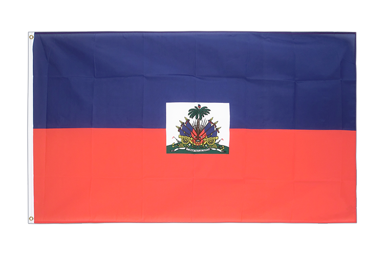 Cheap Flag Haiti - 2x3 ft