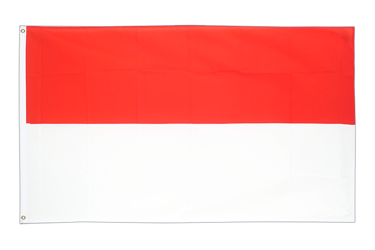 Cheap Flag Indonesia - 2x3 ft