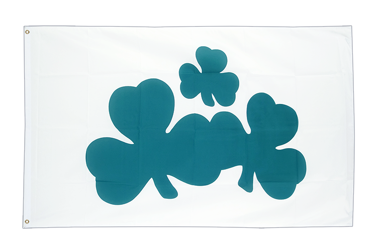 Cheap Flag Shamrock - 2x3 ft