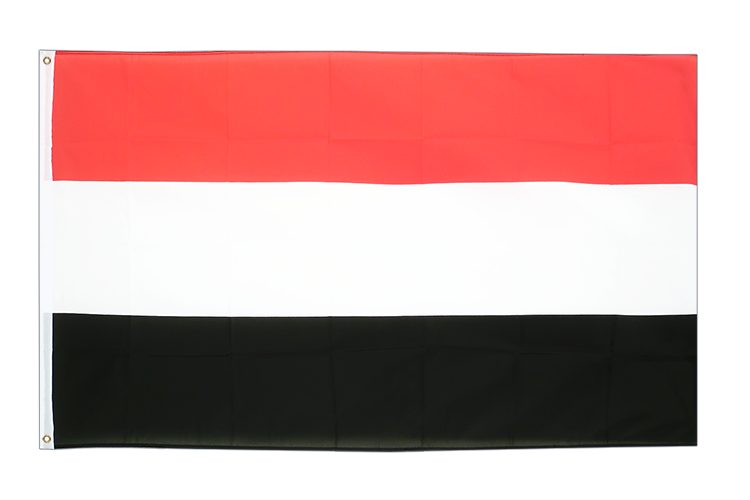 Cheap Flag Yemen - 2x3 ft