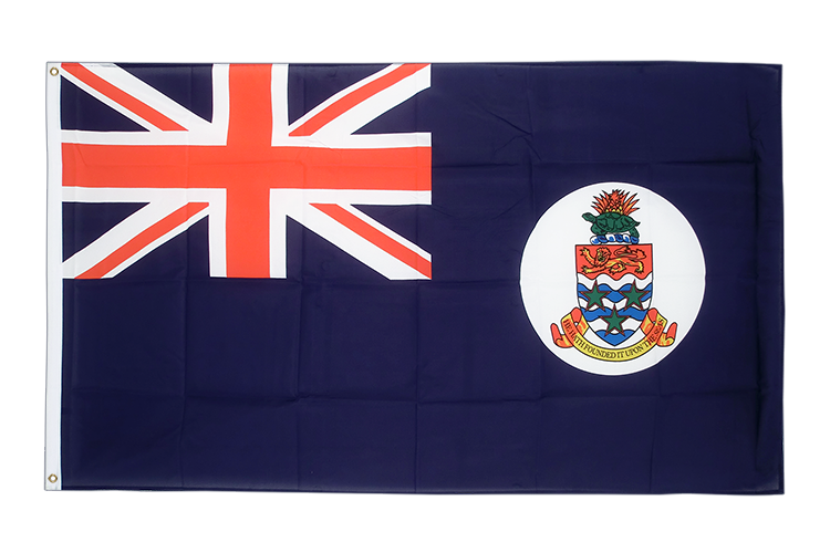 Cheap Flag Cayman Islands - 2x3 ft