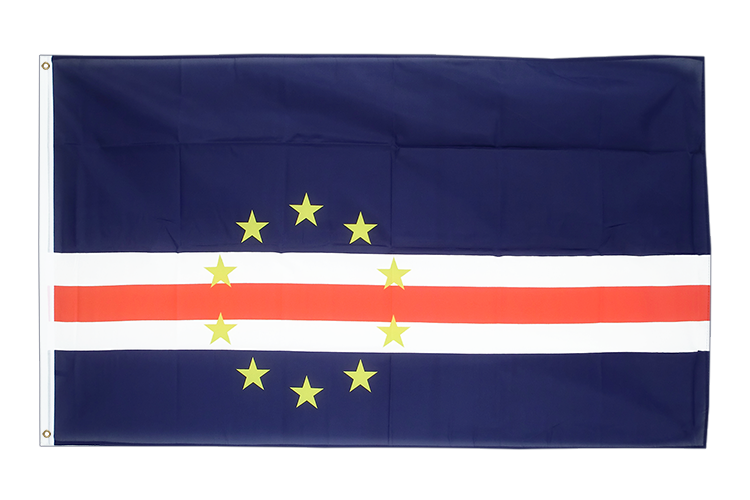 Cheap Flag Cape Verde - 2x3 ft