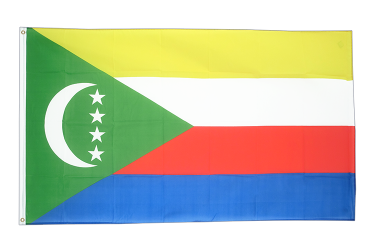 Cheap Flag Comoros - 2x3 ft