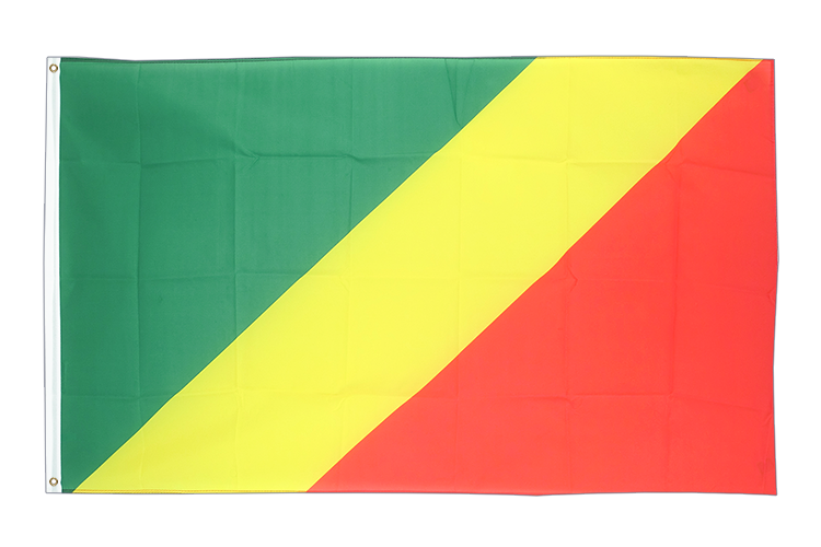 Cheap Flag Congo - 2x3 ft