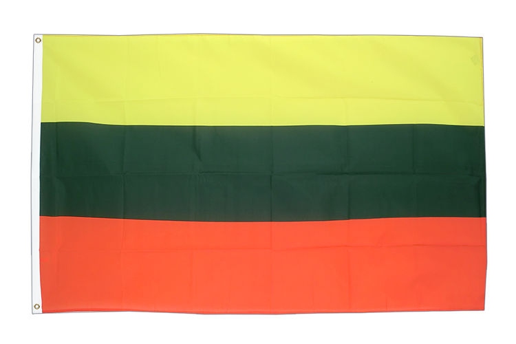 Cheap Flag Lithuania - 2x3 ft
