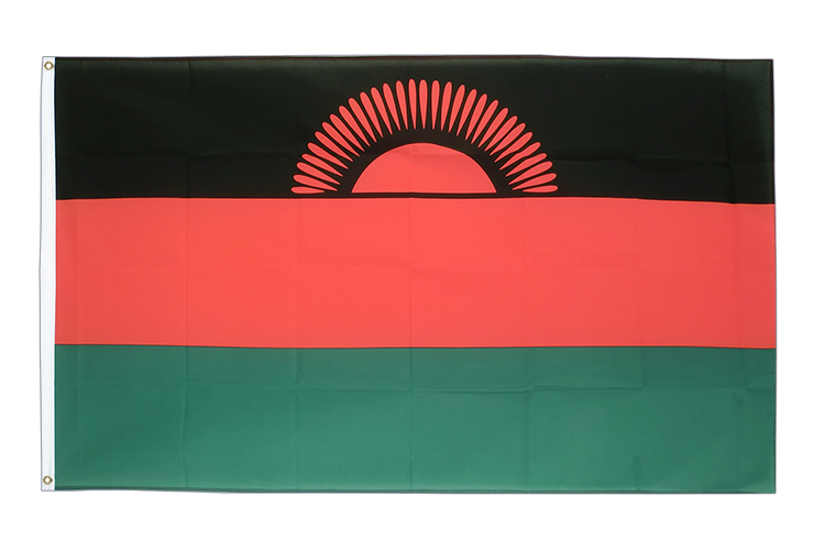 Cheap Flag Malawi - 2x3 ft
