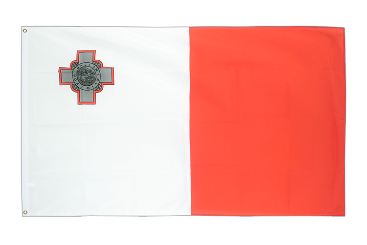Cheap Flag Malta - 2x3 ft