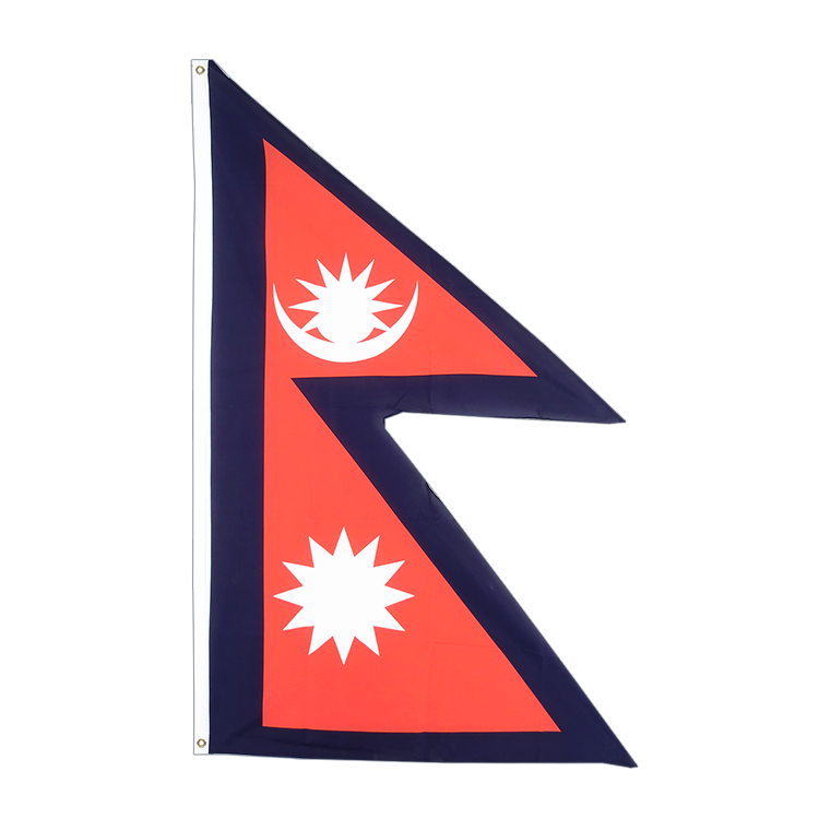 Cheap Flag Nepal - 2x3 ft