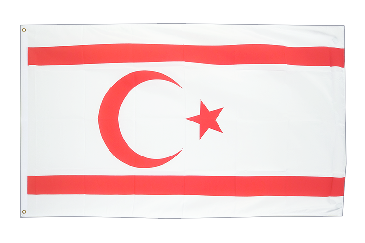 Cheap Flag North Cyprus - 2x3 ft