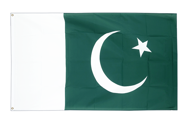 Cheap Flag Pakistan - 2x3 ft