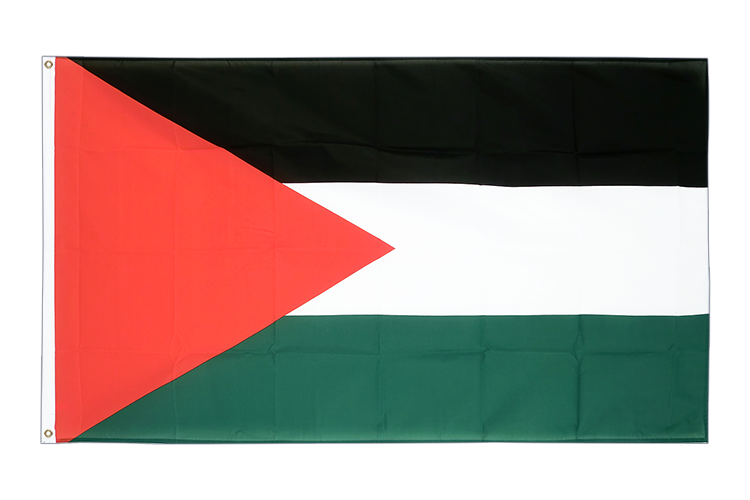 Cheap Flag Palestine - 2x3 ft