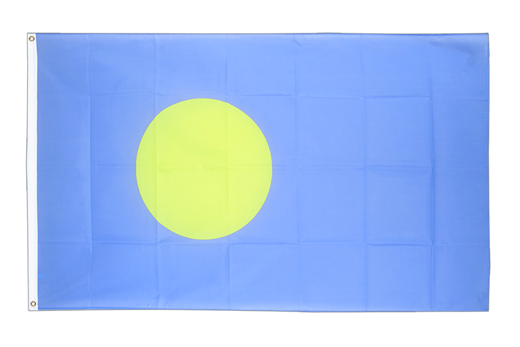 Cheap Palau Flag - 2x3 ft