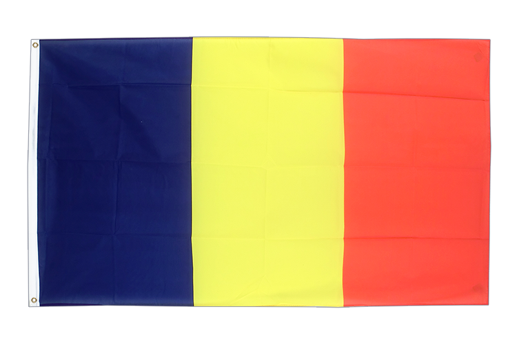Cheap Flag Rumania - 2x3 ft