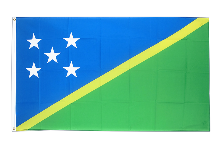 Cheap Flag Solomon Islands - 2x3 ft