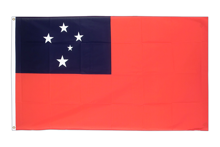 Cheap Flag Samoa - 2x3 ft