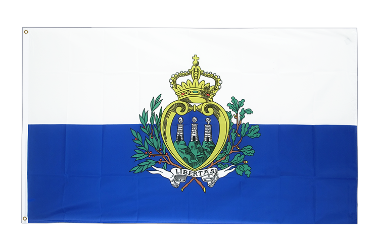 Cheap Flag San Marino - 2x3 ft